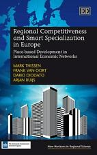Regional Competitiveness and Smart Specialization in Europe: Place-based Develop