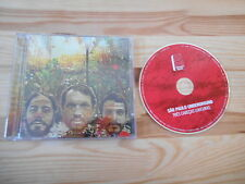 CD Ethno Sao Paulo Underground - Tres Cabecas (8 Song) CUNEIFORM - cut out -