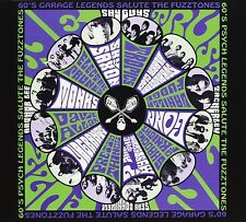 THE VARIOUS/FUZZTONES - IN FUZZ WE TRUST  CD NEU