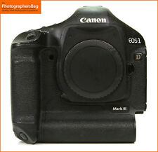 Canon EOS 1D MK III Digital SLR Camera Body, ONLY  Free UK Postage
