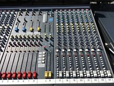Allen & Heath GL3300 24 Channel Audio Mixing Console w/ RPS11 & Road Case