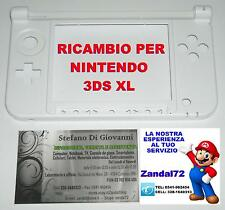 COVER HOUSES SHELL OF SPARE PARTS FOR NINTENDO 3DS XL COLOUR WHITE 3DSXL 3DSLL