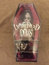 Living Dead Dolls Bride Of Valentine Factory Sealed
