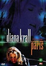 Diana Krall DVD - Live in Paris (New & Sealed)