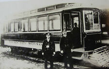 USA343 - CHICAGO CITY RAILWAY - CAR No1896 PHOTO Illinois USA