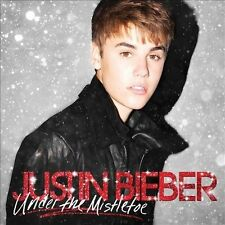 Under The Mistletoe [CD/DVD Combo] [Deluxe Edition] by Justin Bieber
