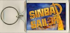 Sinbad The Sailor. The Pantomime. Keyring / Bag Tag.