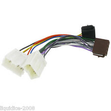 CT20VL01 VOLVO V40 1996 to 2000 ISO CAR VEHICLE HARNESS ADAPTER WIRING LEAD