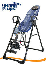 Teeter Hang Ups EP950 Cert Refurb Inversion Table -EP4019- 5yr Manuf. Warranty
