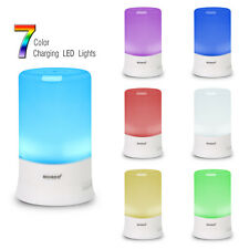 Essential Oil  Electric Diffuser LED Ultrasonic Aroma Aromatherapy Humidifier
