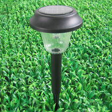 Solar Powered LED Light Set Landscape Walkway Pathway Garden Patio Set of 2Pcs