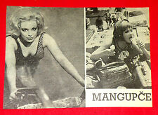LA RAGAZZOLA 1965 SEXY AGNES SPAAK GIULIANO GEMMA ORLANDINI EXYU MOVIE PROGRAM