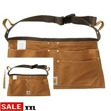 Apron Carpenter Bag Nail Tool Belt Work Pouch Pencil Wire Nuts Bolts Pockets Man