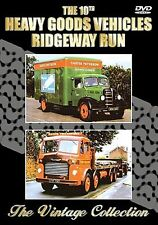 THE HEAVY GOODS VEHICLES ROAD RUN  - BOURNEMOUTH TO BATH  DVD - FREE POST IN UK