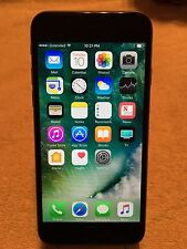 Verizon Unlocked Iphone6 A1549 16Gb Silver Black w/ Factory Box and Accessories