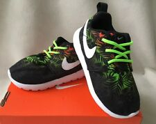 NIKE ROSHERUN PRINT (PS/TD) SIZE 8C Baby Toddler Shoes Sneakers 677783 800 NEW
