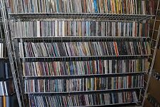 220 MUSIC CD LOT-GREAT SELECTION OF TITLES-ALL GENRES-GREAT PRICE-FREE SHIPPING