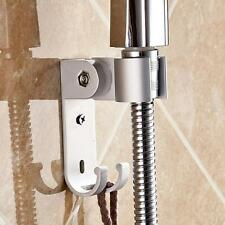 Adjustable Aluminum Bathroom Shower Head Held Holder Suction Bracke New