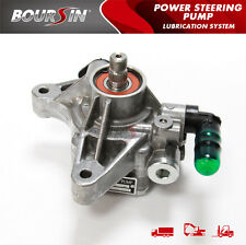 2004-2005, Power Steering Pump For Acura TSX 4Cyl 2.4L DOHC Premium Quality!