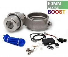 EPMAN EXHAUST CONTROL VALVE SET WITH BOOST ACTUATOR AND WIRELESS REMOTE CONTROL
