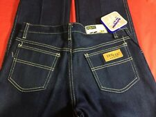 DEE CEE Western Men's Burlington Stretch Denim Jeans Size 32x34 VTG NWT