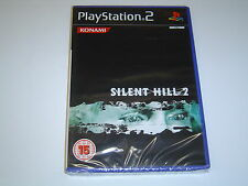 SILENT HILL 2 PAL SONY PLAYSTATION 2 PS2 *BRAND NEW*