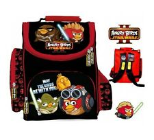 ANGRY BIRDS STAR WARS II  School Bag Backpack BOYS GIRLS Kids licensed satchel