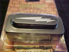 Harry Potter Lighting Bolt Paper Punch Bonus 2 Sticker Packs Over 10 Images