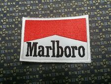 MARLBORO CIGARETTES RACING PATCH