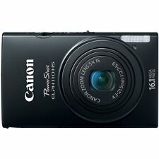 Canon PowerShot ELPH 110HS 16.1 MP Digital Camera - Black AS NEW