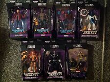 Marvel Legends Guardians Of The Galaxy Vol.2 Wave 1 -TITUS BAF Series - SET OF 7