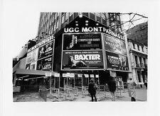 Photo originale Salle de cinéma Paris UGC Montparnasse 1988 Baxter Freddy
