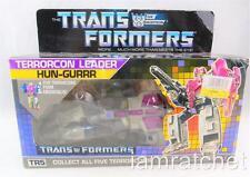 Transformers Original G1 Terrorcon Hun-Grr for Abonimus Complete W/ Bubble Box