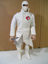 "GI JOE RISE OF COBRA MOVIE STORM SHADOW NINJA 12"" ACTION FIGURE HASBRO 2008"