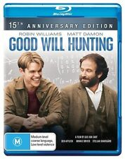 Good Will Hunting - 15th Anniversary Special Edition : NEW Blu-ray