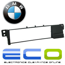 T1 Audio T1-24BM01 BMW 3 Series E46 Car Stereo Radio Fascia Facia Panel Black