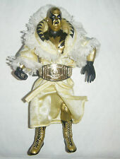 GOLDUST RINGSIDE COLLECTIBLES EXCLUSIVE BELT ROBE ACTION FIGURE WRESTLING WWE