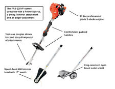 Echo PAS-225 Value Pack PAS-225 Powerhead, Speed Feed Trimmer Head and Edger
