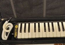 Used HOHNER  Melodica Student 32 PIANO Keys AIR BOARD w/ CASE Musical Instrument