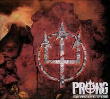 Prong-Carved Into Stone CD DIGIPAK near mint will combine s/h