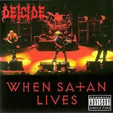 NEW CD: DEICIDE - When Satan Lives