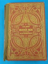 RARE BOOK * Les Arts Au Moyen Age et à l'époque de la Renaissance * PARIS 1873