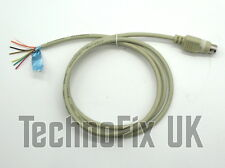 Audio breakout cable, 6 broches mini din pour aprs datamodes echolink sstv PSK31 etc.