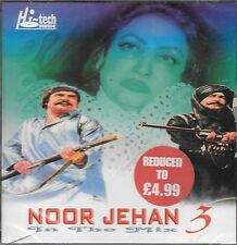 NOOR JEHAN - IN THE MIX 3 - NEW REMIX CD - FREE POST UK