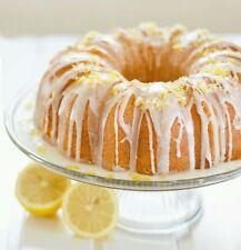 Vegan Coconut - Lemon Bundt Cake w/ Vanilla Lemon Icing