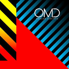 OMD - English Electric [LP+CD] (180 Gram, die-cut jacket, limited edition) NEW