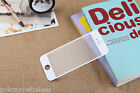 BEST FRONT SCREEN GLASS LENS REPLACEMENT FOR IPHONE 5 5G 5S  BLACK OR WHITE