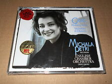 MICHALA PETRI (Recorder)/OKKO KAMU/GRIEG/HOLBERG SUITE/MELODIES & DANCES/CD RCA
