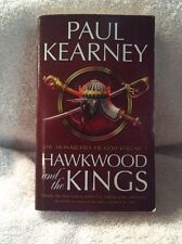 Hawkwood and the Kings by Paul Kearney Mass Market Paperback Book (English)
