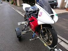 MOTORCYCLE, MOTORBIKE, TRAILER 250KG, FLAT PACKED, COLLAPSIBLE, NEW